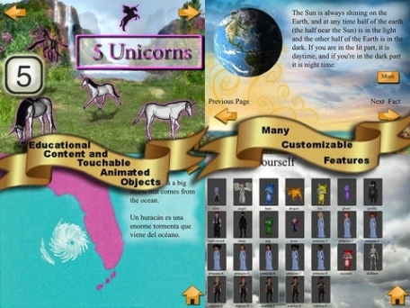 Blackfish Children's Books - Bedtime Lite Apps Customizable Kids Free Interactive Stories HD