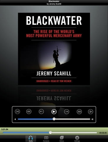Blackwater (by Jeremy Scahill)