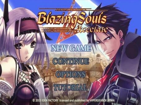 Blazing Souls Accelate