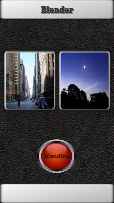 Blender Lite (Blend Photo FX)