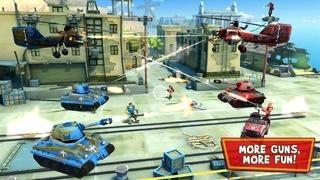 Blitz Brigade - Online multiplayer shooting action!