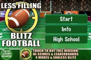 Blitz Football Pro FREE