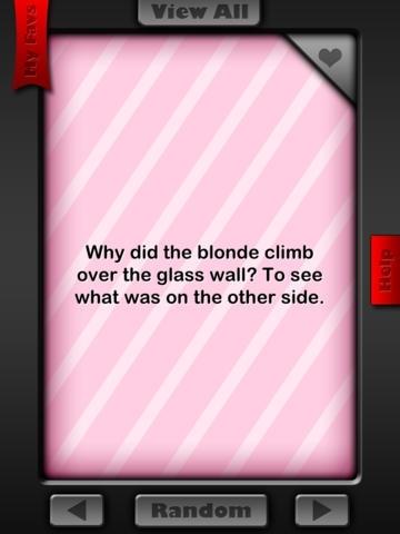 Blonde Jokes (Dumber Edition)