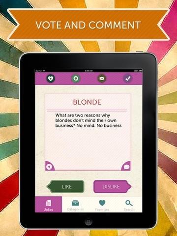 Blonde Jokes™