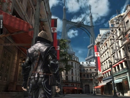 BLOODMASQUE -ActionRPG-