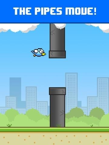 Blue Bird 2: A Flappy Resurrection
