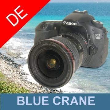 Blue Crane Digital\'s Canon 60D : Grundlagen