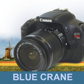 Blue Crane Digital\'s Introduction to the Canon T3i/EOS 600D