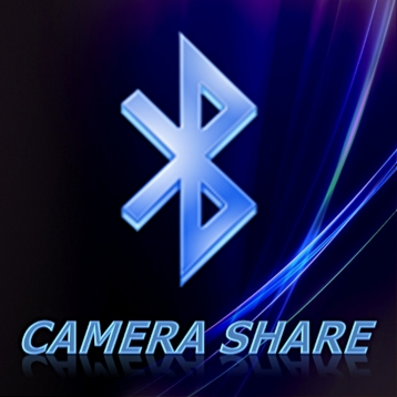 Bluetooth Camera & Photo Share HD