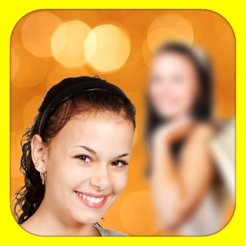 Blur Shine - focus effect for your pictures