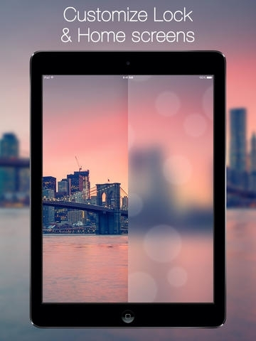 Blurred Wallpapers - Custom Backgrounds and Wallpaper Images