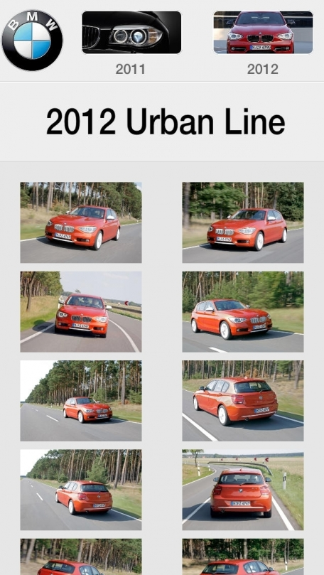 BMW 1series Collection