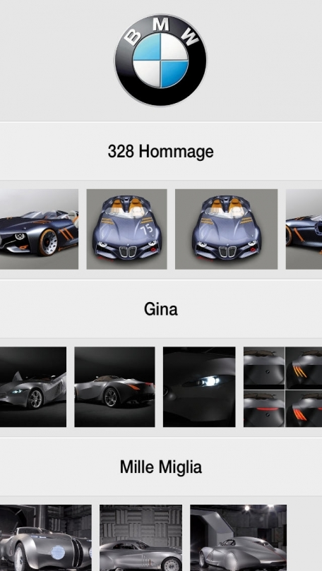 BMW Concepts Collection
