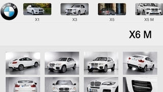 BMW X Collection