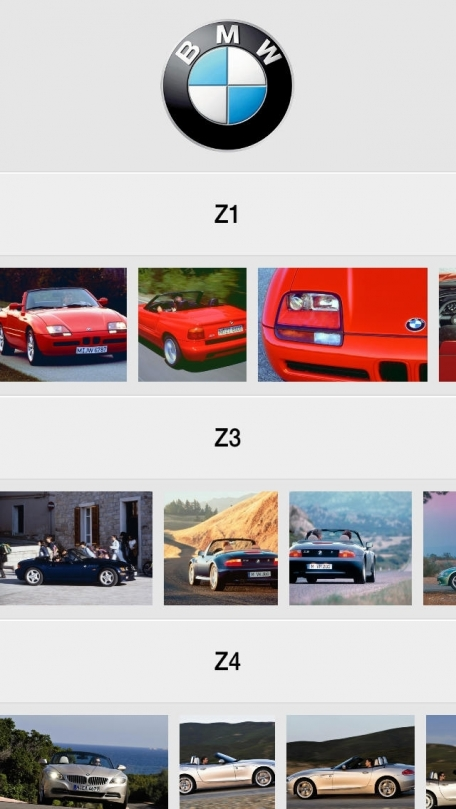 BMW Z Collection