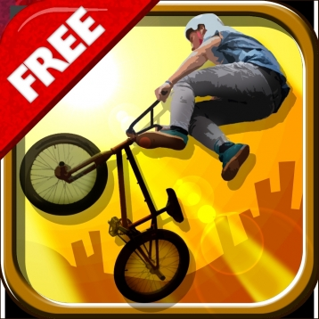 BMX Cycling: Dirt Track Maps HD, Free Game