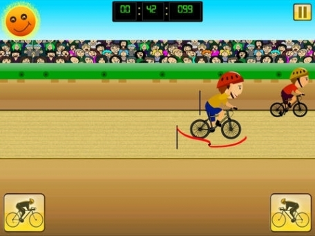 BMX Race: Outdoor Bike HD, Free Game