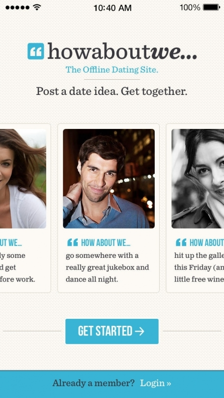 HowAboutWe Dating – Find Singles & Go On Dates Free