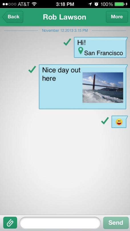 Bobsled Messaging