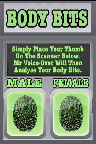 Body Bits Scanner