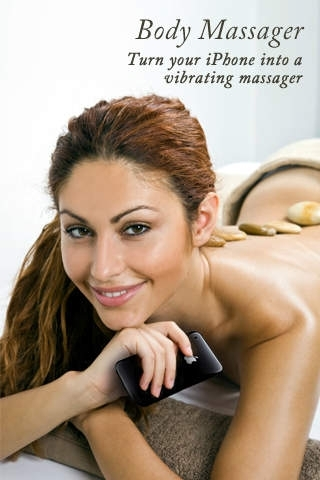 Body Massager - Creates a feeling of well-being