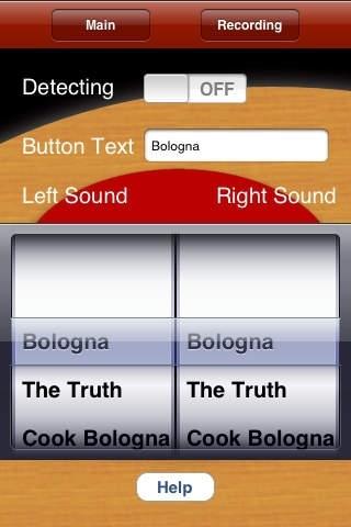Bologna Lie Detector