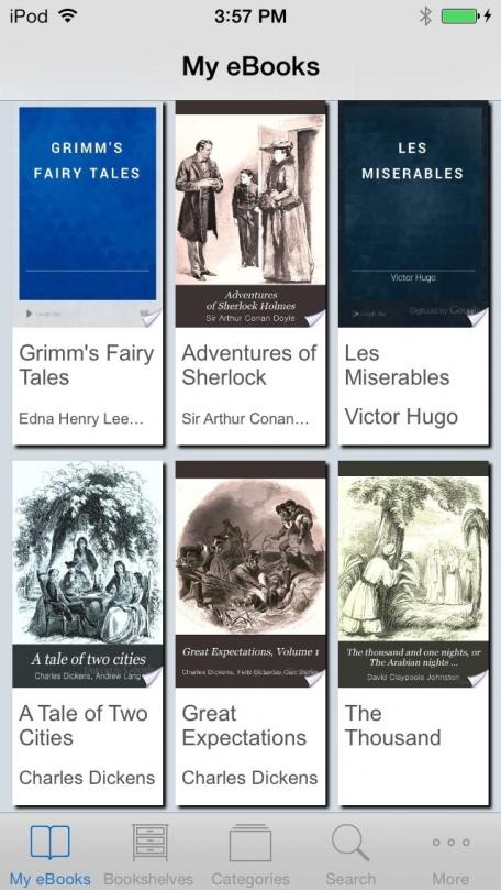 Bookworm Free Books