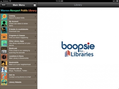 Boopsie for Libraries