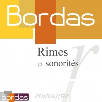 BORDAS Rimes, le dictionnaire des Rimes et sonorités
