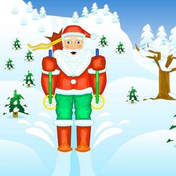 Brave Santa