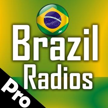 Brazil radio player . Pro . listen to hot Brazilian music radios stations