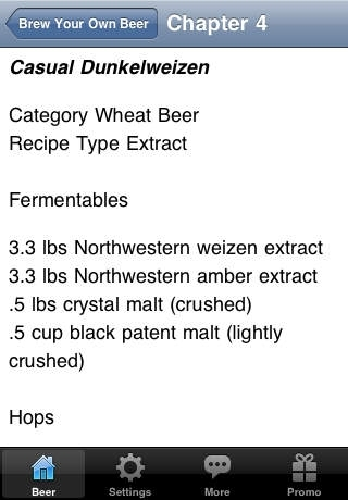 Brew Your Own Beer