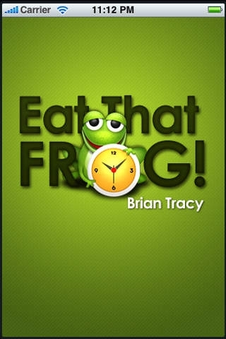 Brian Tracy's, Eat That Frog!