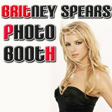 Britney Spears Photo Booth
