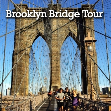 Brooklyn Bridge - A Historical Walking Tour