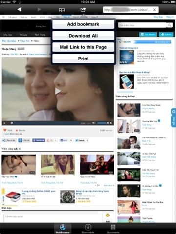 Browser Media & Download Media - Download File - Sound Cloud - Free Music Download - Video Download Pro