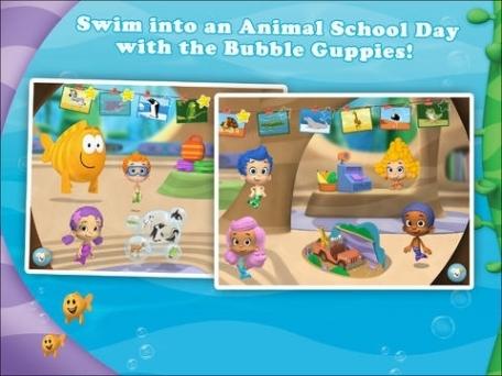 Bubble Guppies: Animal School Day HD
