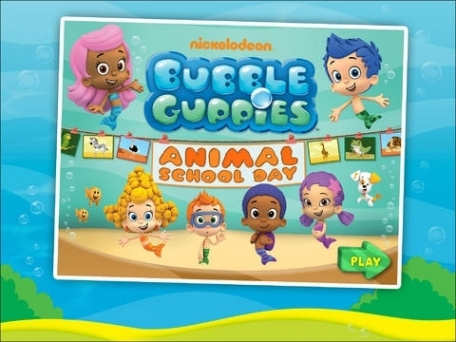 Bubble Guppies: Animal School Day HD
