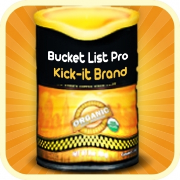 Bucket List PRO