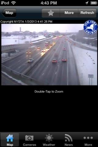 Buffalo Road Conditions
