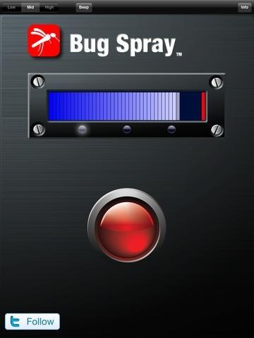 Bug Spray - Ultrasonic