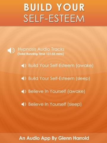 Build Your Self Esteem by Glenn Harrold