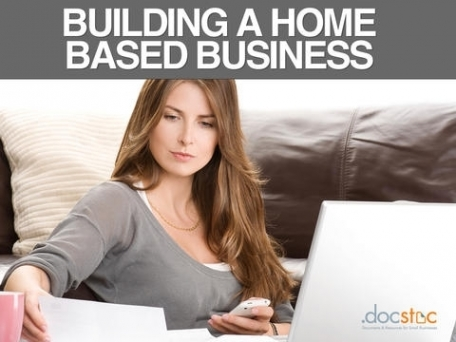 Building a Home Based Business