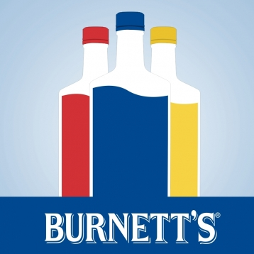 Burnett's Vodka Flavorite Occasion Recipes
