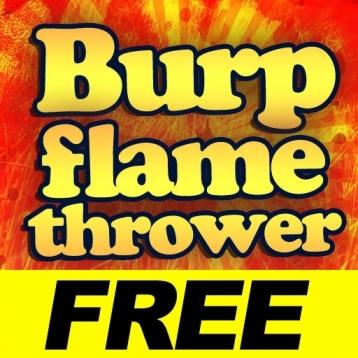 Burp Flamethrower Joke Prank