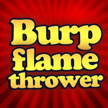 Burp Flamethrower Sounds Prank