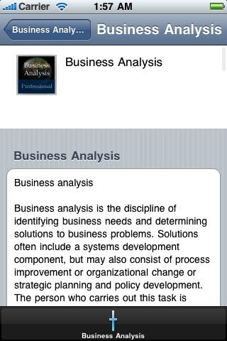 Business Analysis Handbook (Professional Edition)