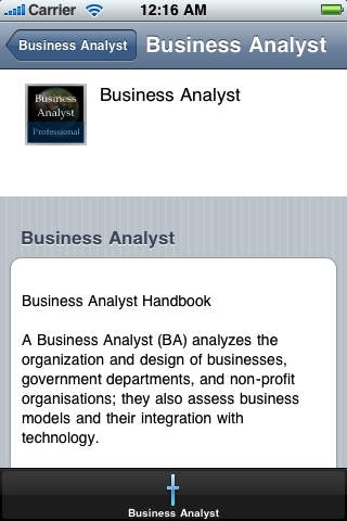 Business Analyst Handbook (Professional Edition)