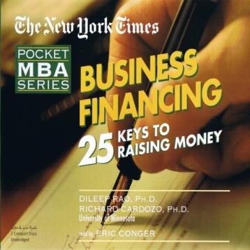 Business Financing (Audiobook)