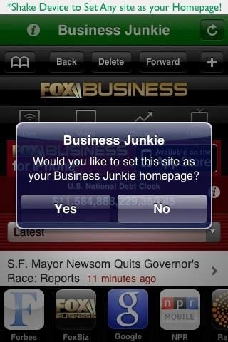 Business Junkie
